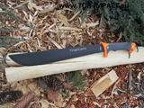 Machete JOKER Tropicano Black